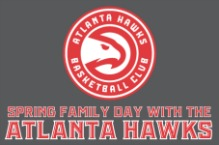 University Day with the Atlanta Hawks
