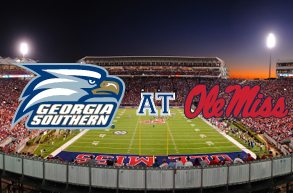Georgia Southern vs. Ole Miss